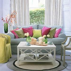 33, Colorful, And, Airy, Spring, Living, Room, Designs