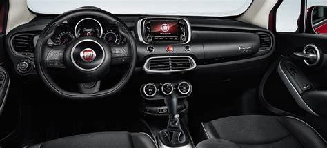 Fiat 500x Interni - suv 500x fiat 500x prezzo foto e modelli fiat