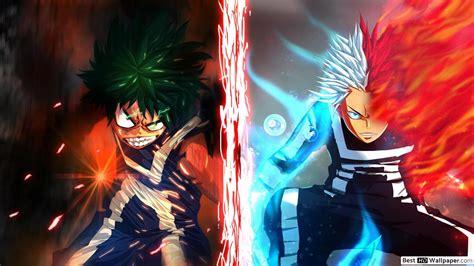 My Hero Academia Todoroki Wallpapers