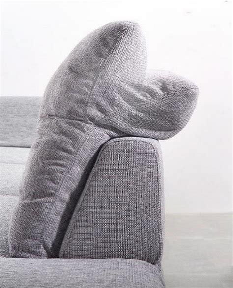 canapé profondeur canapé profondeur assise réglable appuie têtes lineflex
