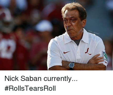 Nick Saban Memes - 25 best memes about nick saban nick saban memes