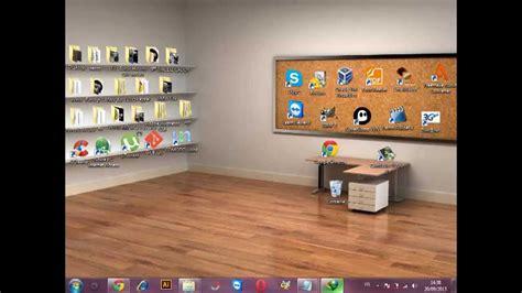 ecran bureau tuto fr comment personnaliser bureau desktop pc à
