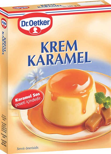 DR. OETKER KREM KARAMEL / CREME CARAMEL - 105 GR