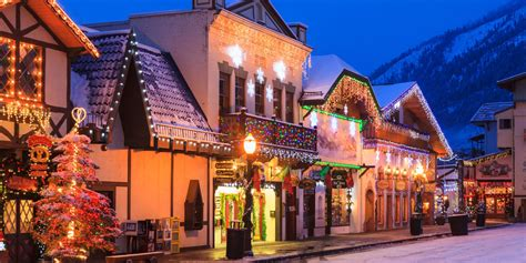 best towns in usa 22 best christmas towns in usa best christmas towns in america