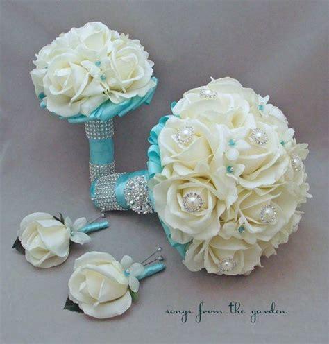 turquoise bridesmaids dresses 17 best ideas about blue bridal bouquets on bridal flower bouquets blue wedding