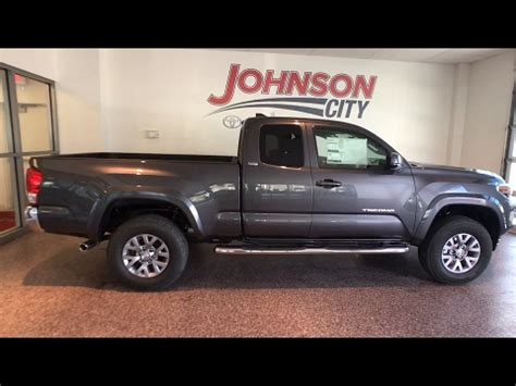 Johnson City Toyota by 2017 Toyota Tacoma Johnson City Tn Kingsport Tn Bristol