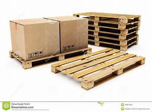 Wooden Shipping Pallet Stock Images - Image: 16651824