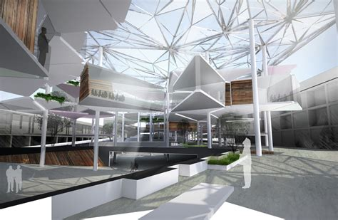 Gallery of Campus Design Ideas Competition proposal - 17