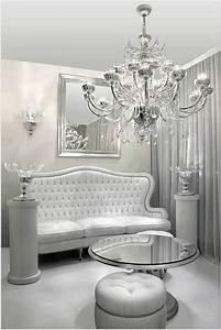 Deko Vasen Für Wohnzimmer : deko wohnzimmer silber ~ Bigdaddyawards.com Haus und Dekorationen