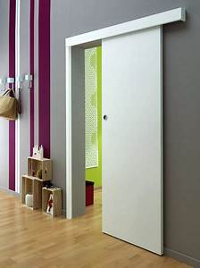 Choisir une porte coulissante galerie photos d39article 5 9 for Porte de garage coulissante et double porte salon