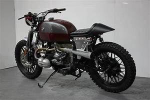 Racing Caf U00e8  Bmw R100 Scrambler  U0026quot Siren  U0026quot  By Kevils Speed Shop