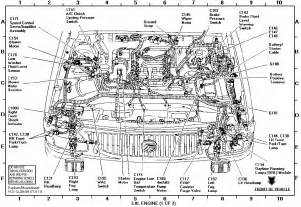 similiar ford ranger v6 engine diagram keywords 1994 ford ranger 2 3 liter engine diagram image wiring diagram