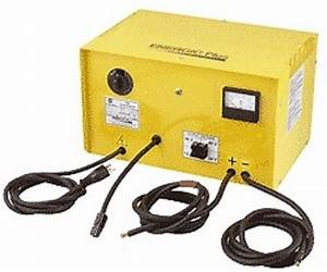 Forklift Battery Charger Single Phase Multi