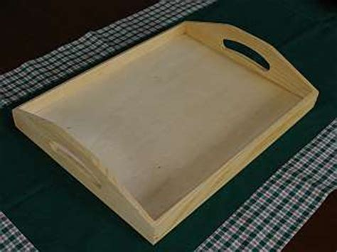 wooden serving trays plans   build diy woodworking blueprints   wood