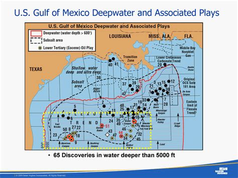 gulf  mexico deepwater   plays