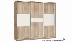 Porte Coulissante Pas Cher : armoire dressing design 3 portes coulissantes pas cher ~ Dailycaller-alerts.com Idées de Décoration