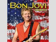 Jon Bon Jovi Calendars 2019 on UKpostersUKposters