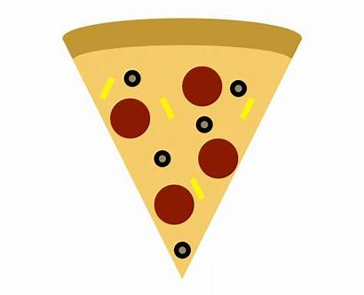 Pizza Slice Clipart Triangle Clip Cliparts Triangular