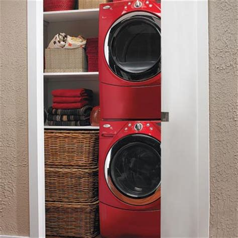 stackable machines 27 ideas for a fully loaded laundry