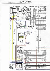 1970 Dodge Challenger Ignition Wiring Diagram