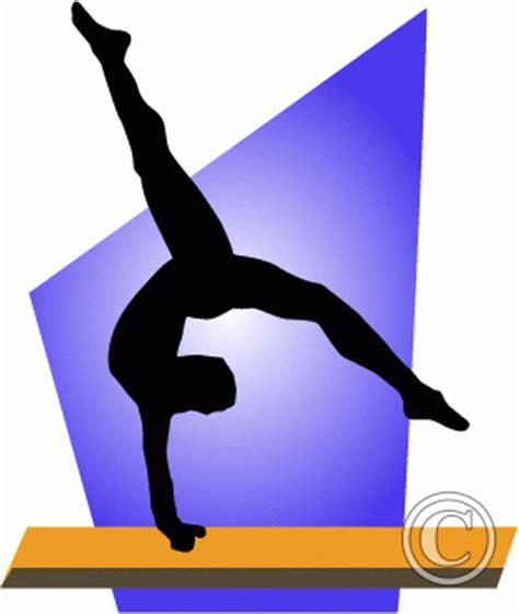 Gymnastics Clipart Gymnastics Clipart Black And White Clipart Panda Free