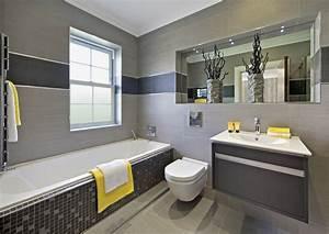 Aménager Salle De Bain : salle de bains aide au choix budget type infos ~ Melissatoandfro.com Idées de Décoration
