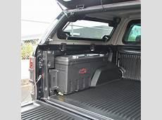 VW Amarok Storage Box SwingCase Custom Utes NZ