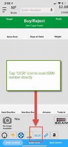 Ocr To Capture Isbn Number If No Barcode