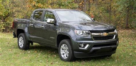 2017 Chev Colorado Reviews by 2017 Chevrolet Colorado Price Redesign Specs Review