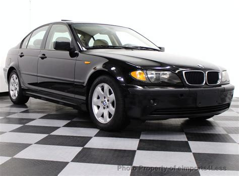 2005 Used Bmw 3 Series 325i Sedan 5 Speed Manual