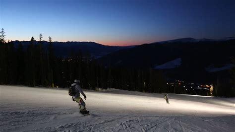 Keystone Update Night Skiing And Riding Youtube
