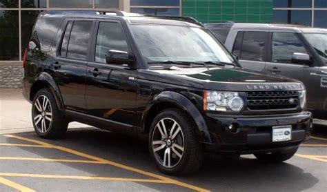 land rover lr4 blacked black lr4 39 39 metropolis 39 39 limited edition 2011 land