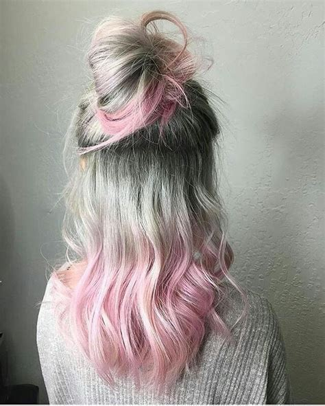 The 25 Best Silver Ombre Ideas On Pinterest Silver