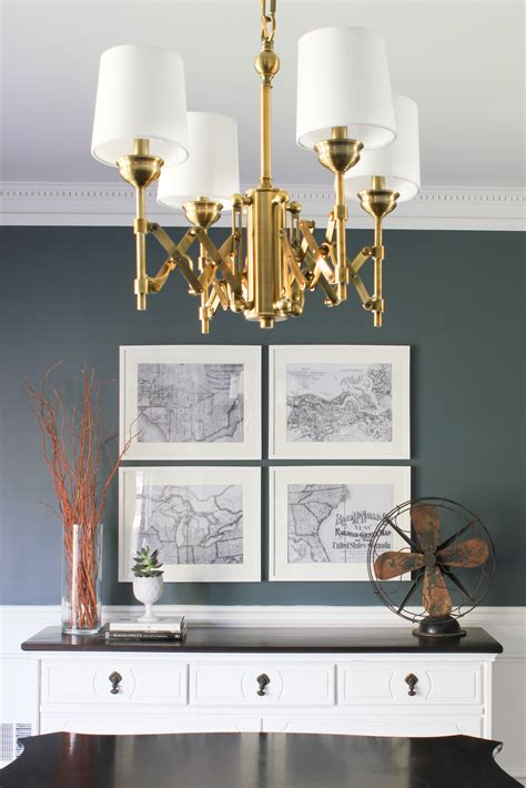 ignite the with these 15 brass chandeliers