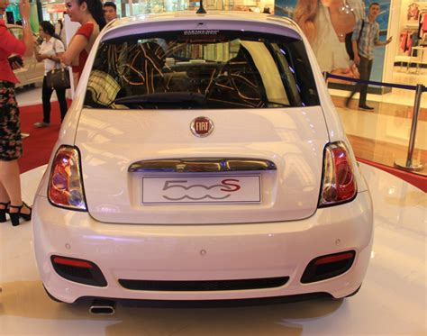 Gambar Mobil Fiat 500 by Fiat 500 Sporty Autonetmagz Review Mobil Dan Motor