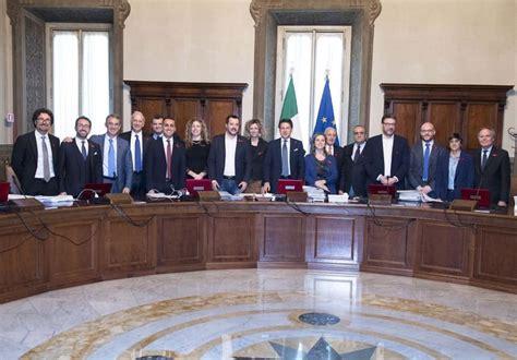 Consiglio Dei Ministri Italia by Il Consiglio Dei Ministri Approva Il Quot Codice Rosso