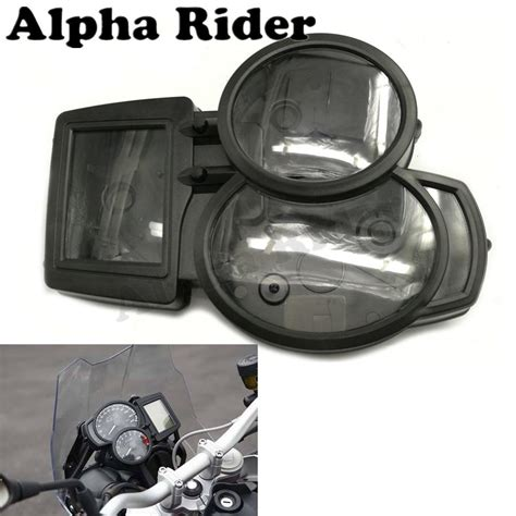 motorcycle speedometer odometer clock cover tachometer housing for bmw f 800 gs