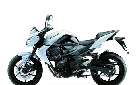 Modification Z750 by The Biker S Bike Modifications Kawasaki Z750 White Picture
