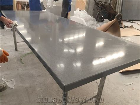 Quartz Countertops Heat - heat resistance grey quartz quartz