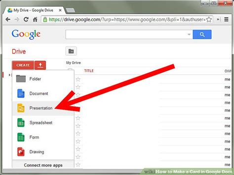 how to make a template in google how to make a card in docs 13 steps with pictures