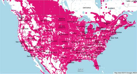 cell phone coverage map comparison t mobile coverage map myideasbedroom