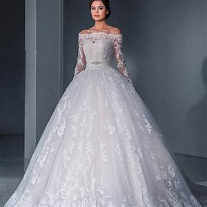 aliexpresscom buy ball gown 2016 new off shoulder With ball gown wedding dresses 2016