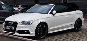 Audi A3 8v : file audi a3 cabriolet 2 0 tdi ambition s line 8v ~ Nature-et-papiers.com Idées de Décoration