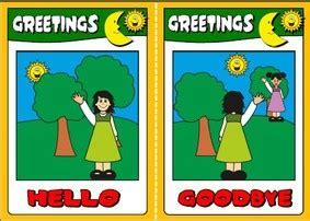 truth   talisman english greeting flashcards