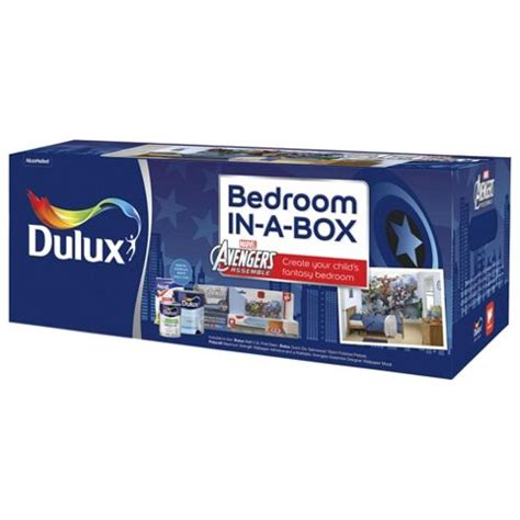 Marvel Dulux Bedroom In A Box by Buy Dulux Marvel Bedroom In A Box From Our