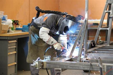 la serrurerie metallerie les ecoles de production