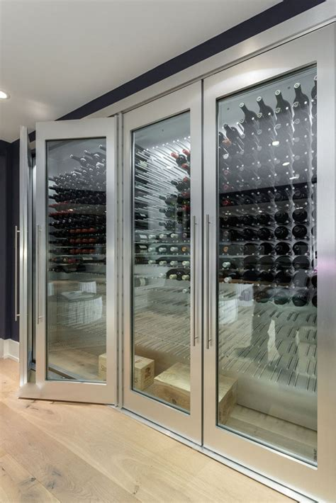 traditional  modern wine cellar design building wine