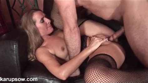 Big Cock Missionary Sex With Fishnets Milf MILF Porn