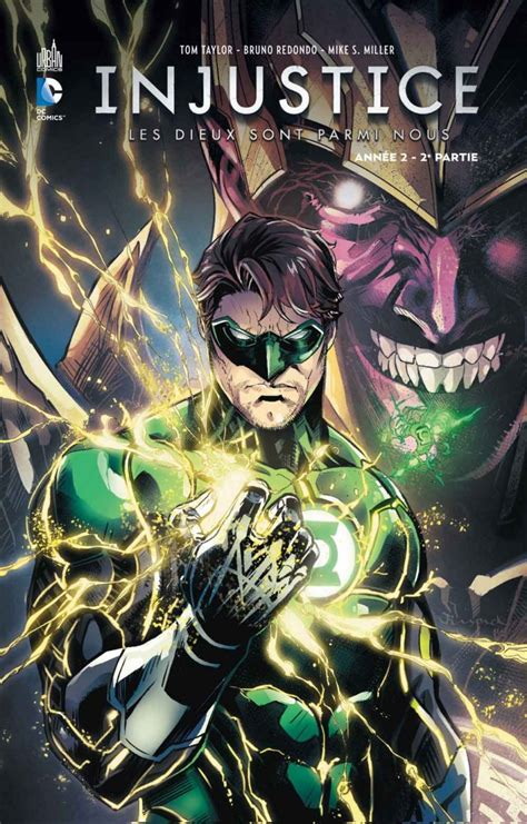 green lantern tome 1 preview vf injustice tome 4 dcplanet fr