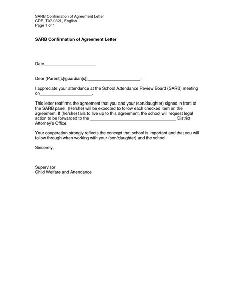 19 luxury agreement confirmation letter template images complete catholic confirmation letter sample thecheapjerseys Choice Image